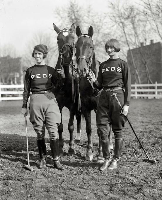 History Polo Girls